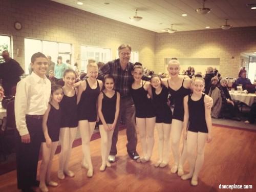 Jeannie Zimbalatti's School of Dance
