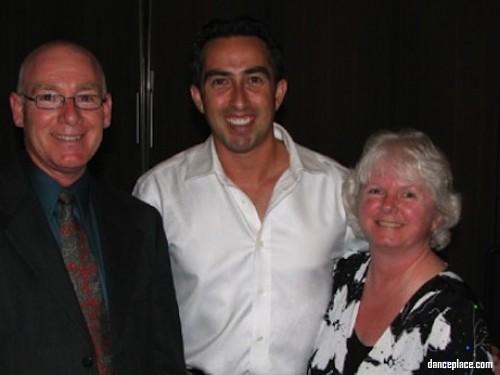 RJBallroom - Rick & Judy Bowerman