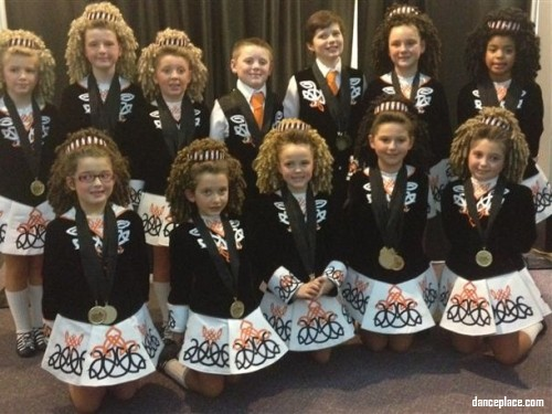 Keane O'Brien Academy of Irish Dance