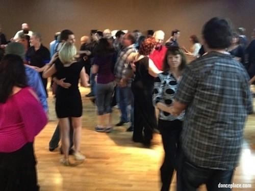 Dancing in Riverside