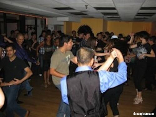 Friday Salsa Social