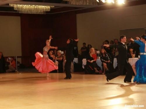 Salón de Baile Ballroom Dance Studio
