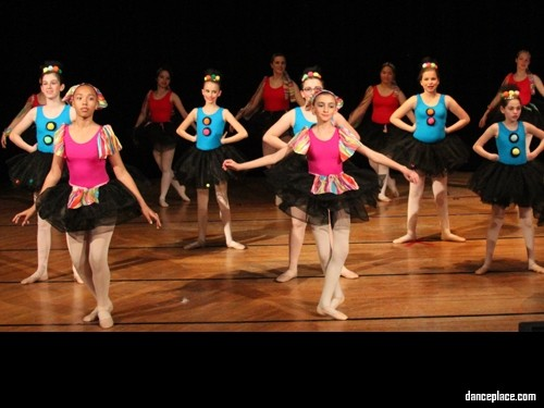 Jean Paige School of Dance