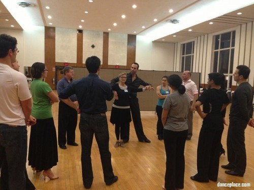 Dancesport Academy New England