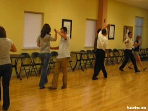 Blue Suede Ballroom Dance Studio