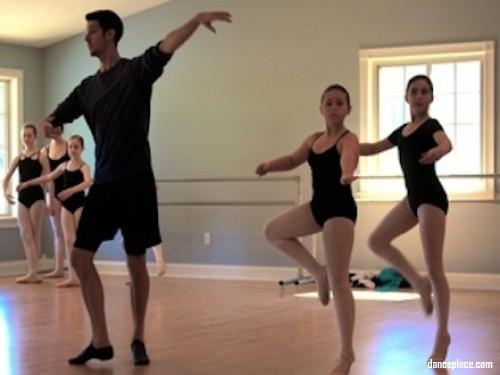 Dancers Pointe