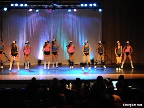 A Step Above Performing Arts