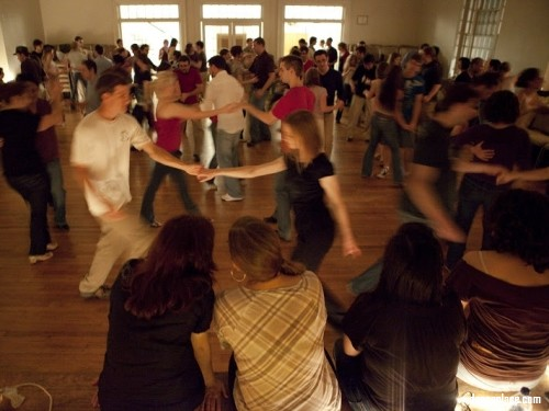 Tuesday LaB Lindy Hop and Blues