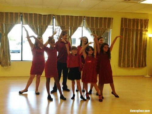 Peigné Dance Studios