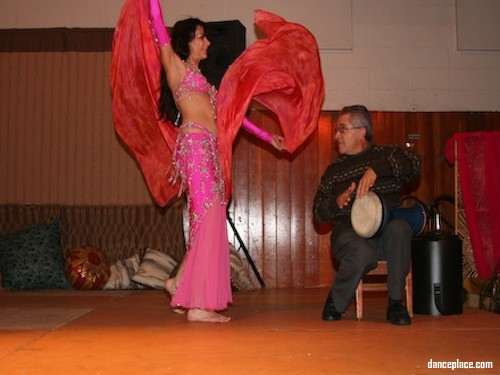 Belly Dance with Diana