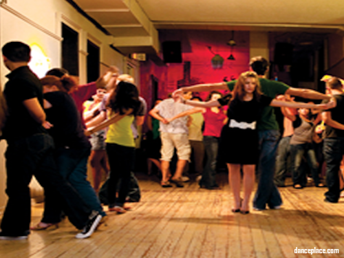 Mambos Salsa Dancing
