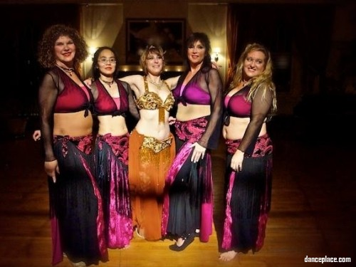 Belly Dance by Najia