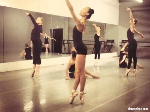 Nuevo School of Contemporary Dance