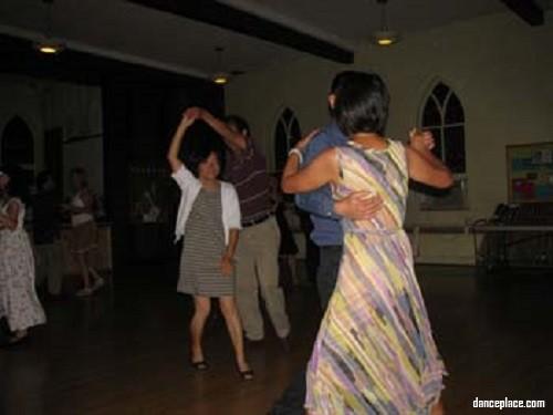 Lyudmila and Yevgeniy Dance