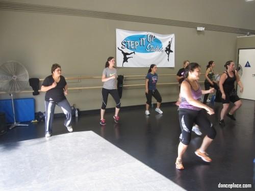 Step It Up Studios