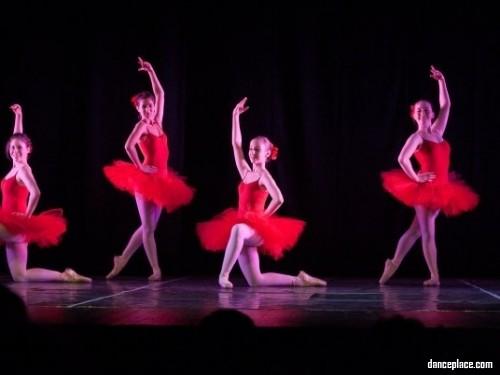 Ecole De Ballet Adagio