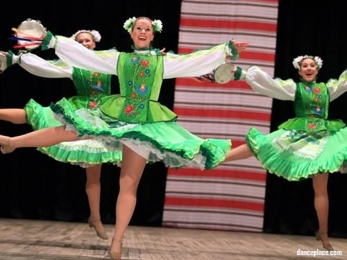 Cheremosh Ukrainian Dance Company