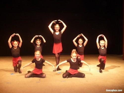 Katie's Dance