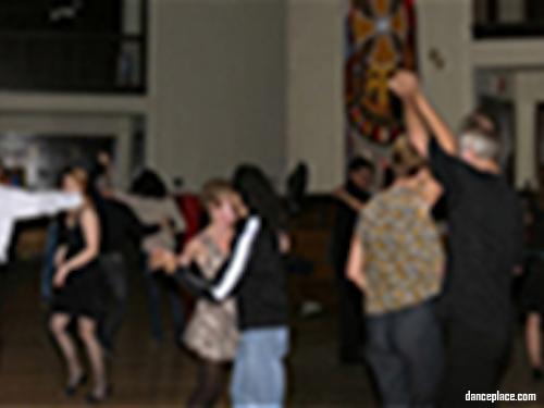 Salsa at Ottawa Arts Court