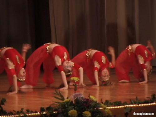 The Dancers' Academy