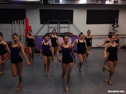 Jordan Center Dance