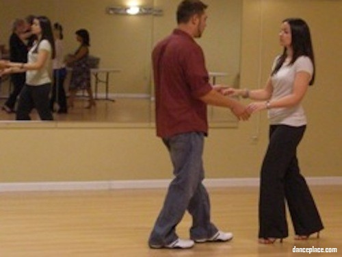 Lessons In Ballroom