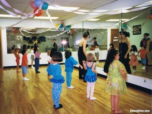 The Dance Shop II