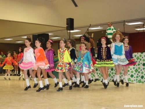 Sue Fay Healy School Of Irish Dance