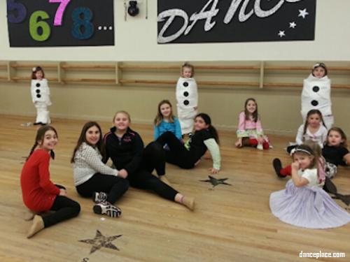 Dancin Feet Dance Studio