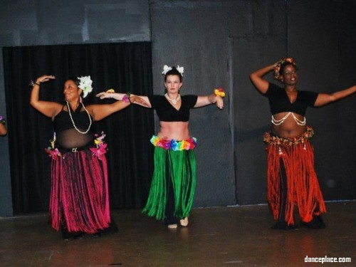 Belly Dance with Jendayi