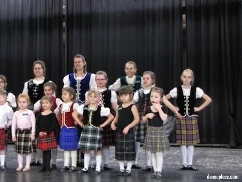 Andrea Goral School of Highland Dancing
