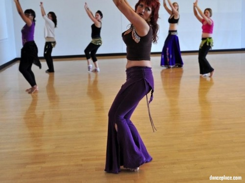 Belly Dancing Lessons With Zy