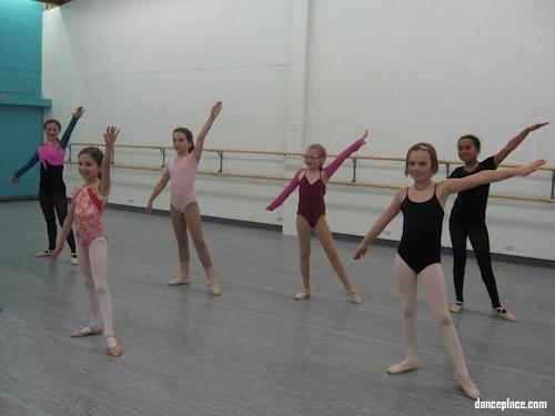 Contemporary Dance Studio