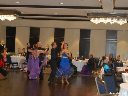 Arthur Murray Laval Dance School