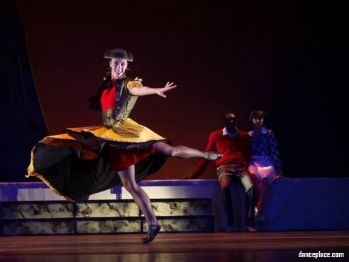 Lustig dance theatre