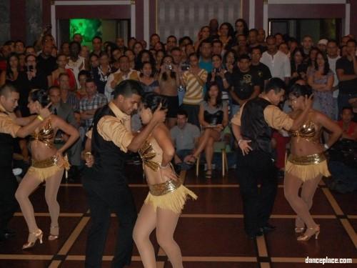 Salsa Sensation Latin Dance Studio