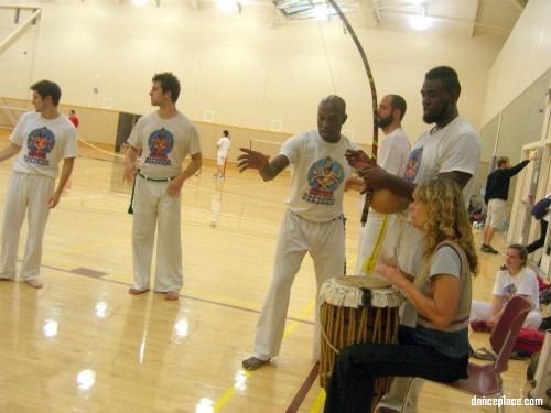 Stanford Capoeira