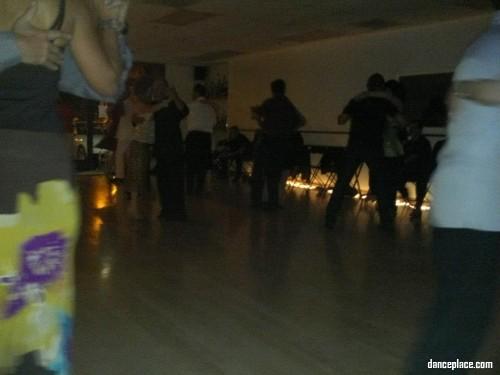 Milonga Toca Tango