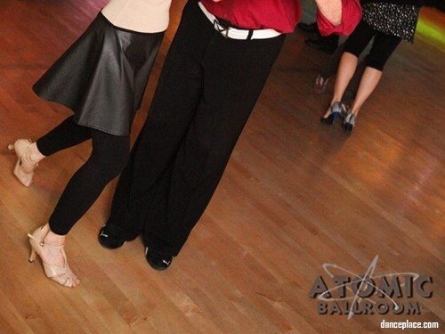 Midnight Milonga at Atomic Ballroom