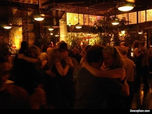 Live Music Milonga with Mandragora