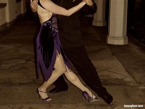 Isla Tango Saturday night Milonga