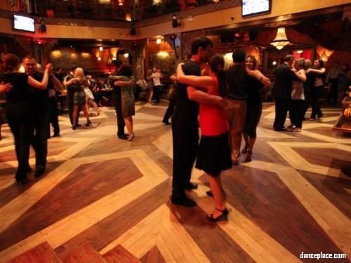 Sunday Tango At Alhambra Palace