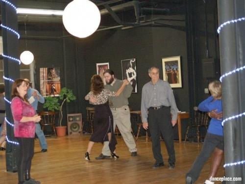 Argentine Tango Milonga