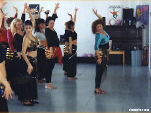 Danse Orientale Shams