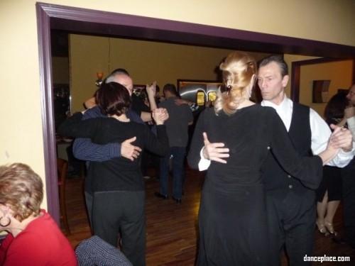 Tango at Europa