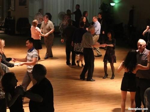 Emerald City Ballroom Milonga