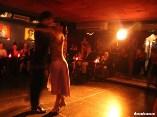 Zinc Bar Milonga