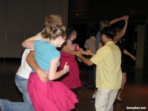 University of Manitoba Swing Dance Club