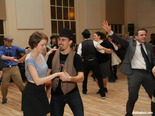 Suger Swing Dance Club