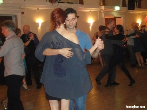England International Tango Festival